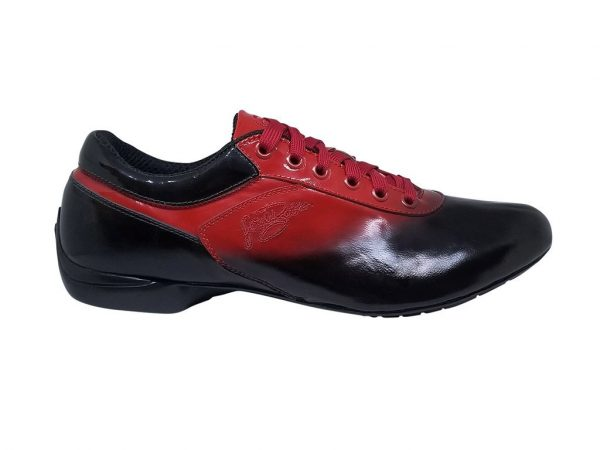 red dance shoes 1