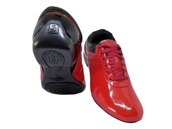 red ataca burgos dance shoes