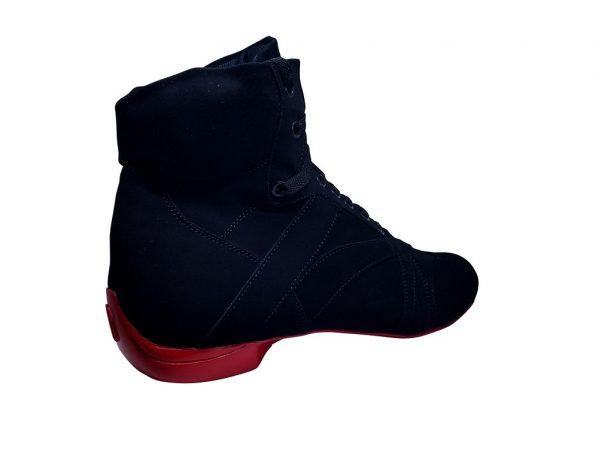 men red dance boots