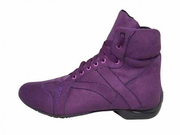 bota lila dance boots