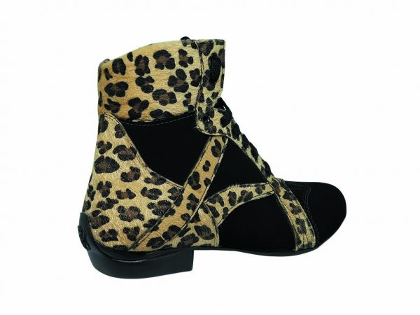 jose botta cheetah dance boots