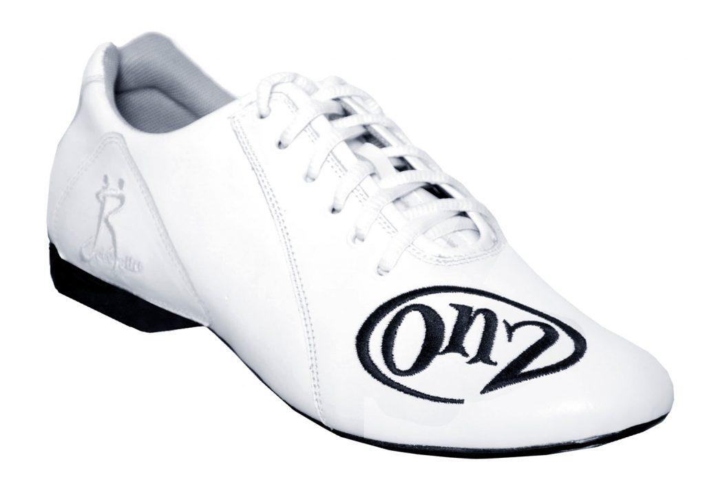 custom dance shoe